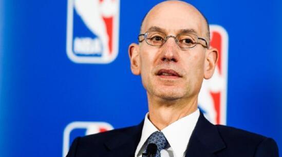 NBA总裁谈话不满特朗普 称其近日言论令人沮丧