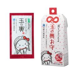 豆腐的盛田屋新年祈福幸运符守护您的美丽