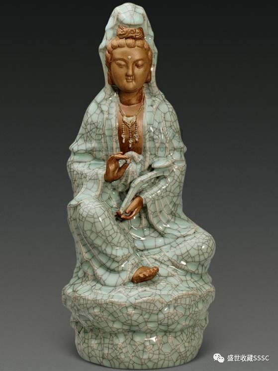 青瓷泰斗叶宏明大师烧制的官窑瓷,当之无愧的国宝名瓷