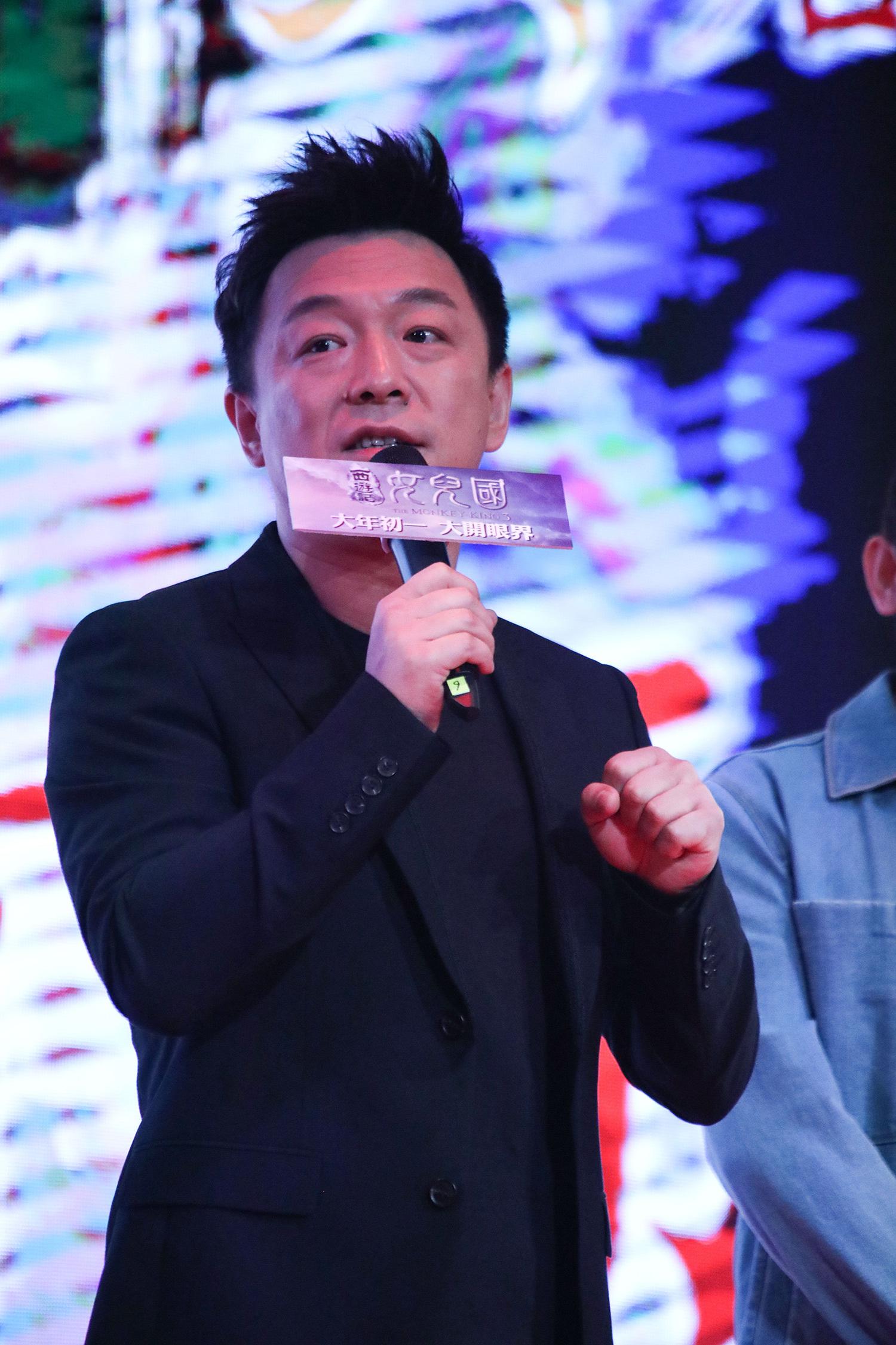 《西游记女儿国》投资5.5亿 出品人黄渤称值得一看
