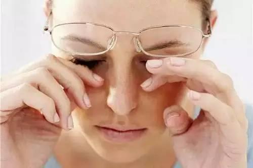 常用六种药,眼睛很受伤
