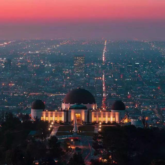 洛杉矶那些风景大片,原来都是在这些地方拍的!