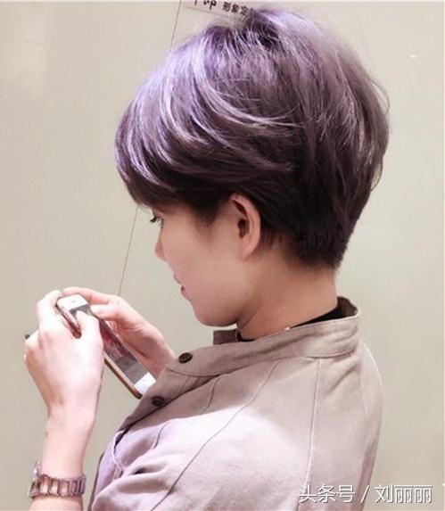 春节最修饰头型短发20款,美到逆天