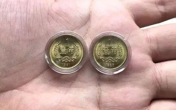 一枚价值百元人民币的硬币,我们以前都用过,你家里现在还有吗