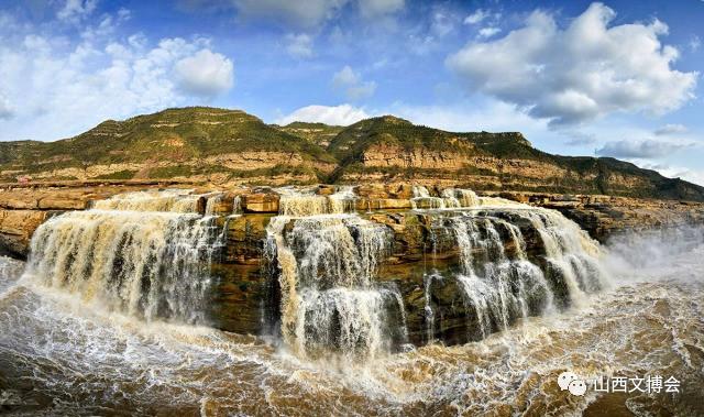 壶口瀑布:在这里见识怒吼的黄河