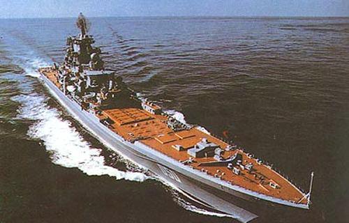 世界上唯一的核动力巡洋舰给我们的启示