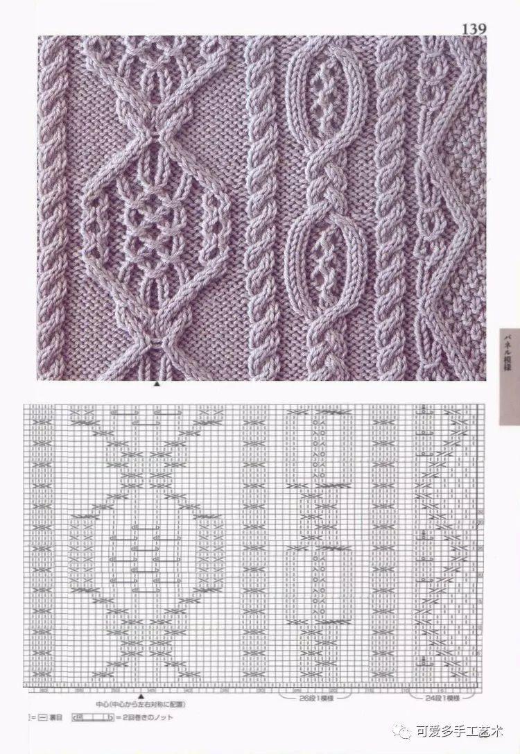 织围巾,帽子,毛衣……如果花样这么齐全,想怎么美都行