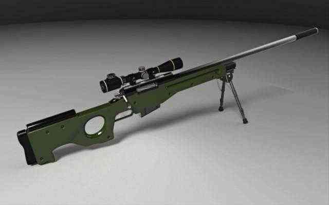 m14狙击枪-绝地求生 空投中的枪不要盲目的舔,不会用还不如烧火棍