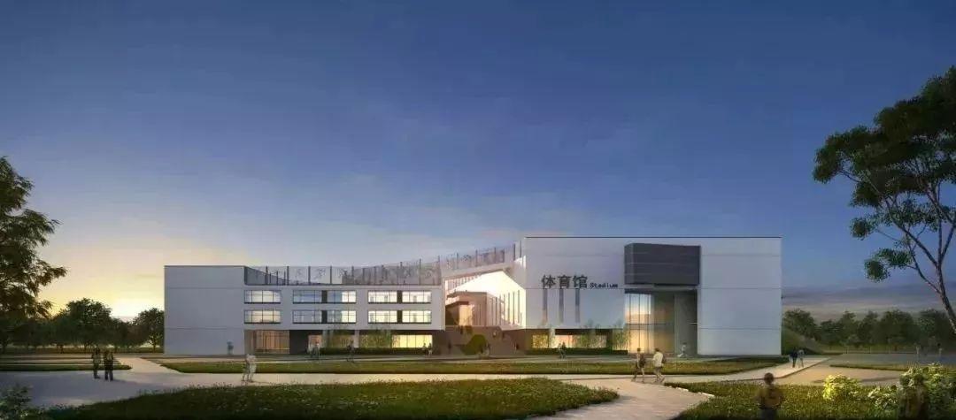 苏州高新区v初中初级中学又建新初中,金山路校百子600校区说明文图片