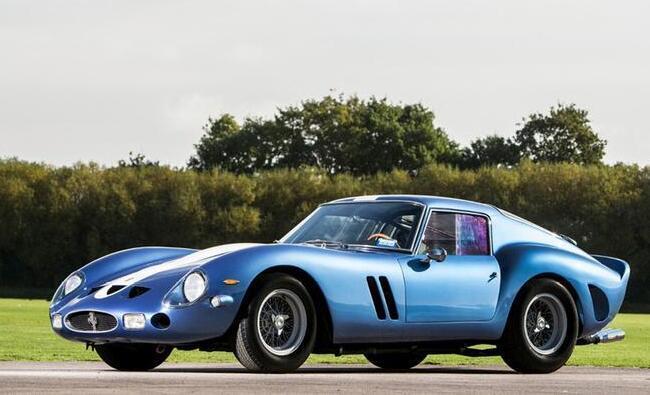 50多年花1.85万美金买的车,如今要卖5000多万美金