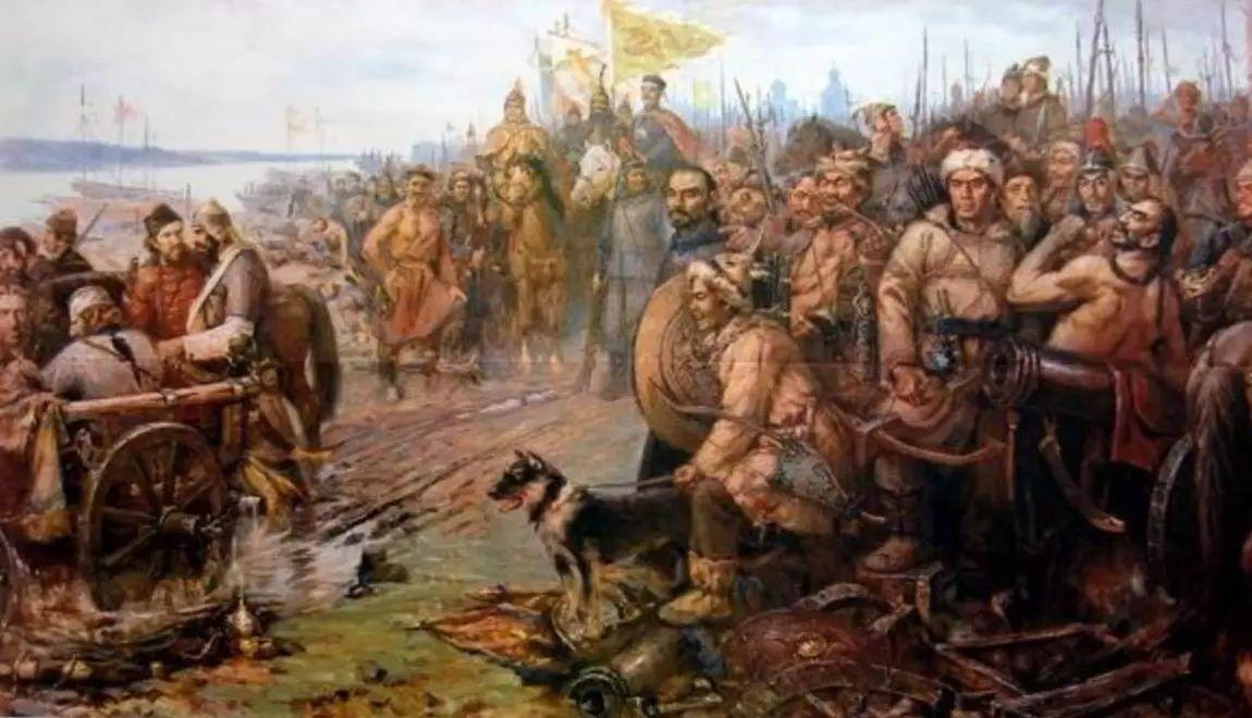 1673年11月康熙帝下诏削藩,吴三桂,尚可喜,耿精忠起兵反抗,1681年康熙