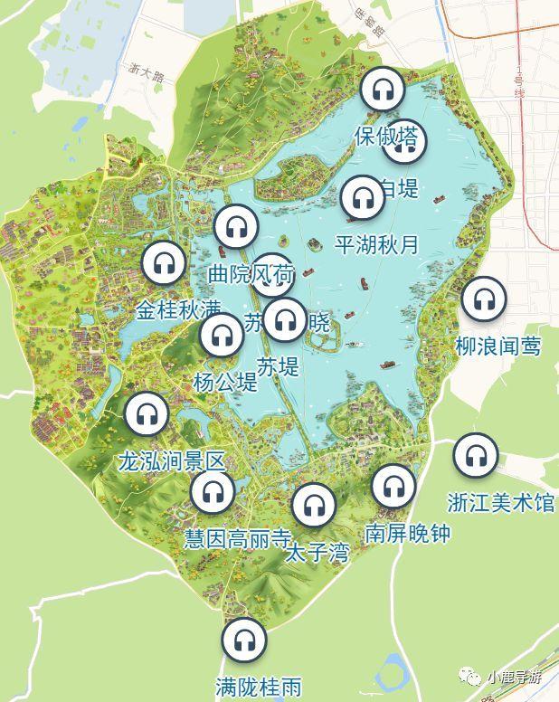 广州手绘地图设计大赛