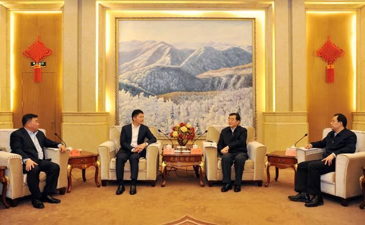 刘强东:我们计划未来三年在东北进行超过200亿元的投资