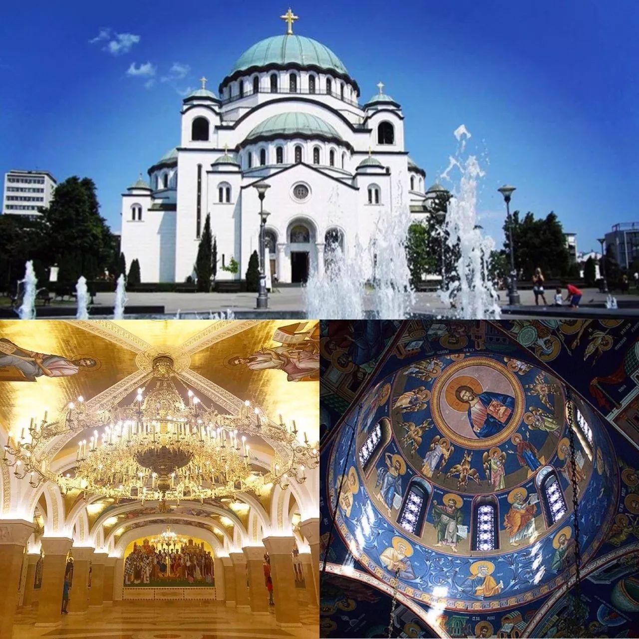 """塞尔维亚   欧洲有个免签的""""后花园"""",省钱还能玩出与众不同"""