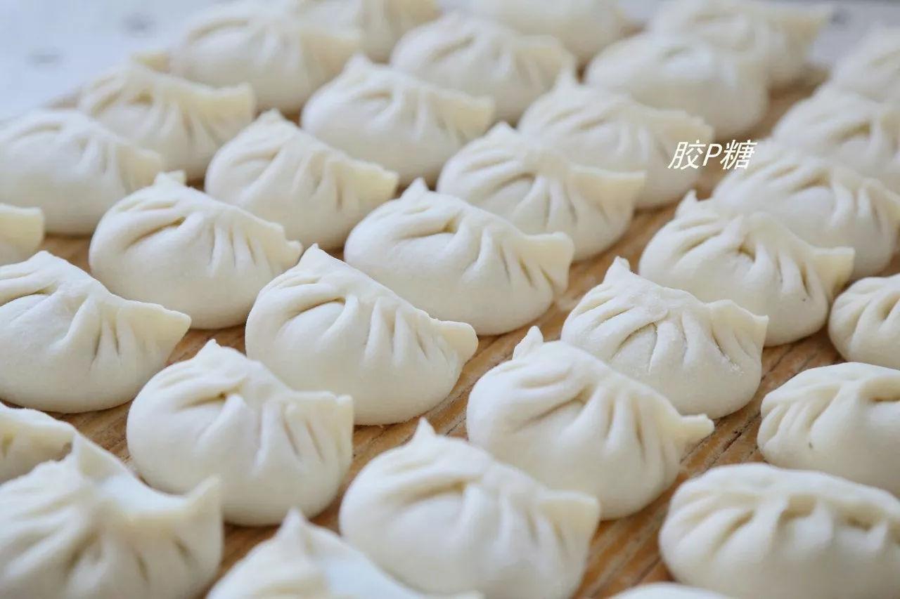 24种饺子包法,冬至到过年都需要,抓紧收藏!图片