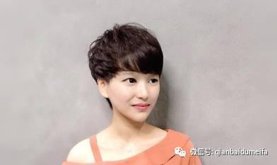 2018年最流行的短发发型图片