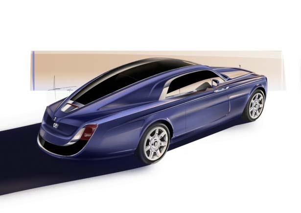 2017年劳斯莱斯汽车Bespoke高级定制再创新高 汽车殿堂