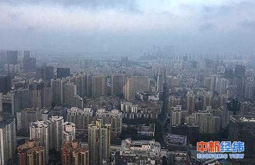 深圳预计2017年本市生产总值超过2.2万亿元、同比增长约8.8%