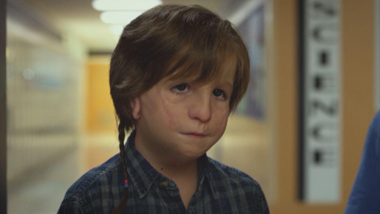 《奇迹男孩》|这是给孩子最好的励志片,也是一部家庭亲密关系的教科书