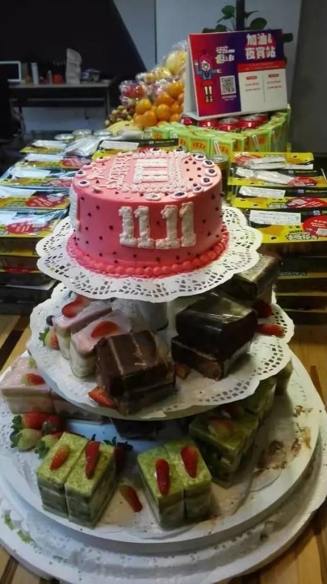 科技小制作的蛋糕