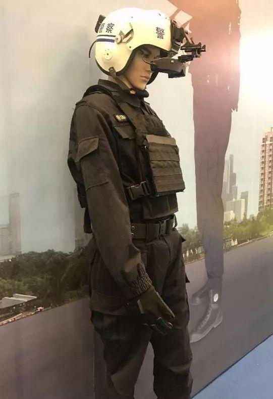 首套警用穿戴型无人机指挥控制系统亮相!