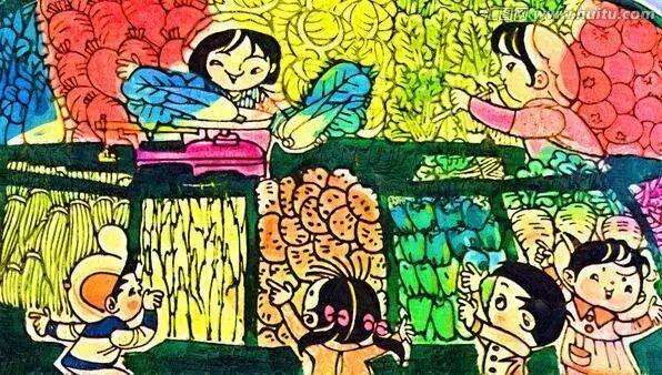 儿童画 596_338图片
