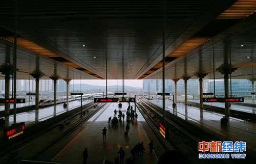 中国铁路总局:今年春运购票将有三大变化