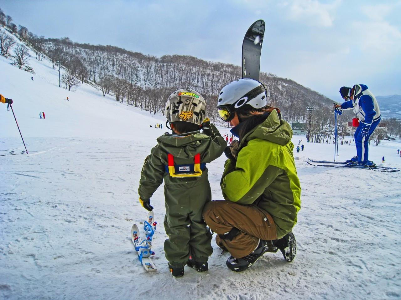 日本,幸福感Max的滑雪之旅!
