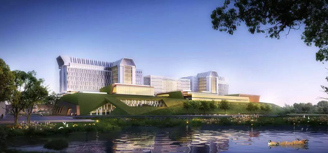 16家大三甲落地,大型公立医院再扩张?