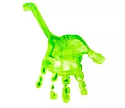 【手工吊饰】幼儿园创意恐龙手工(吊饰)制作教程