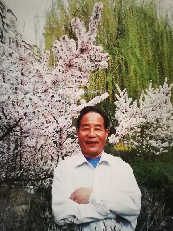 温其彪 中国著名书法家