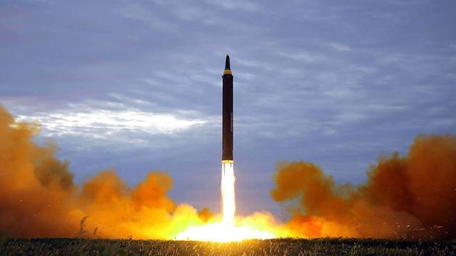 朝鲜导弹要袭击日本!电视台这条信息,让日本人享受了惊魂5分钟
