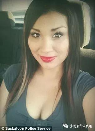 加拿大18岁女孩遭闺蜜勒死,一张自拍照 出卖 了凶手图片