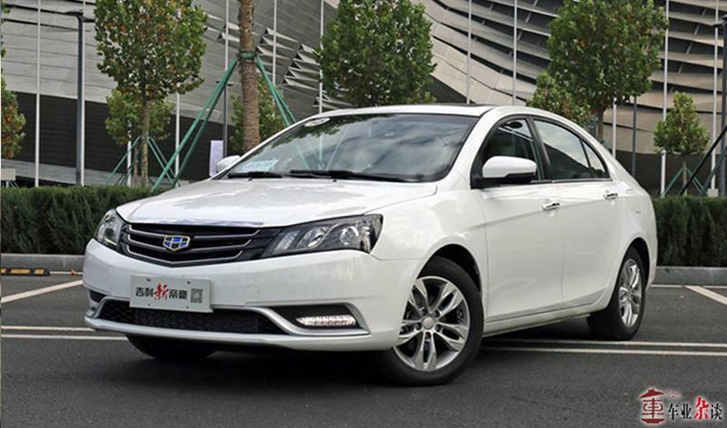 2017年轿车销量前十盘点,仅一款自主品牌 - 周磊 - 周磊