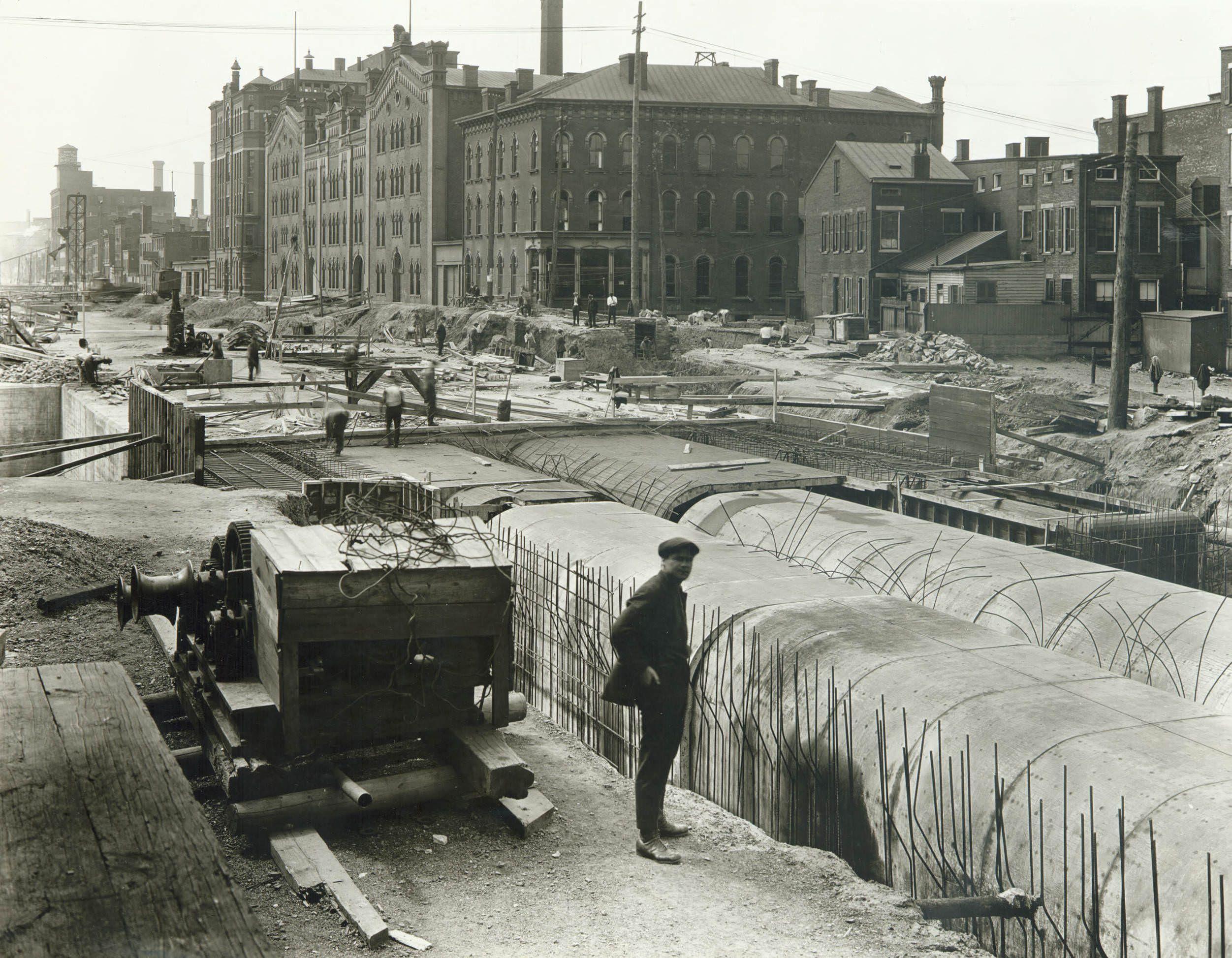 美国承认最失败工程,用掉167亿近百年时间修不成一条地铁