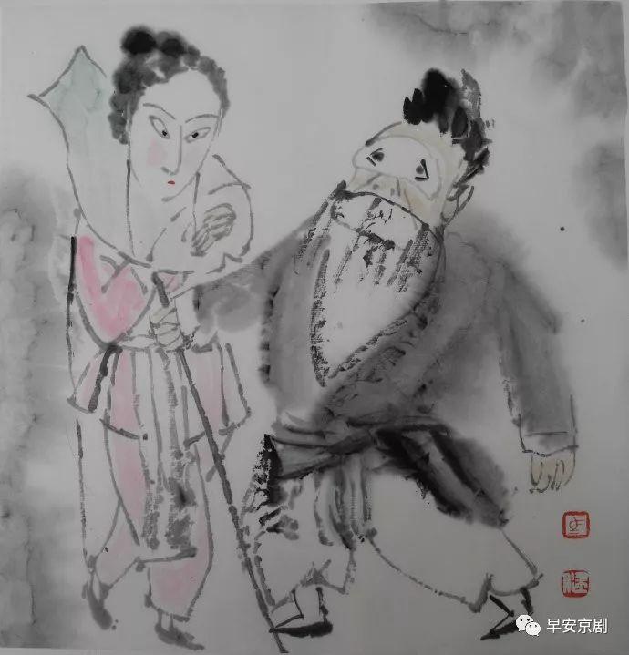 """什么是京剧演歌的""""脑后摘筋"""""""