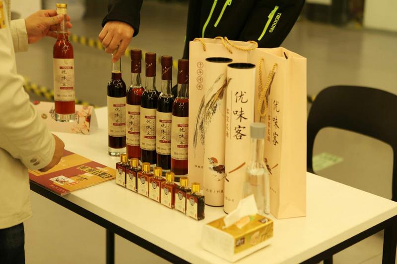 口味清甜酒味淡,「唯糯堂」用低度客家黄酒瞄准养生酒市场