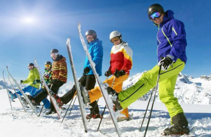 从小众消费走向大众化 滑雪市场变的不止是价格