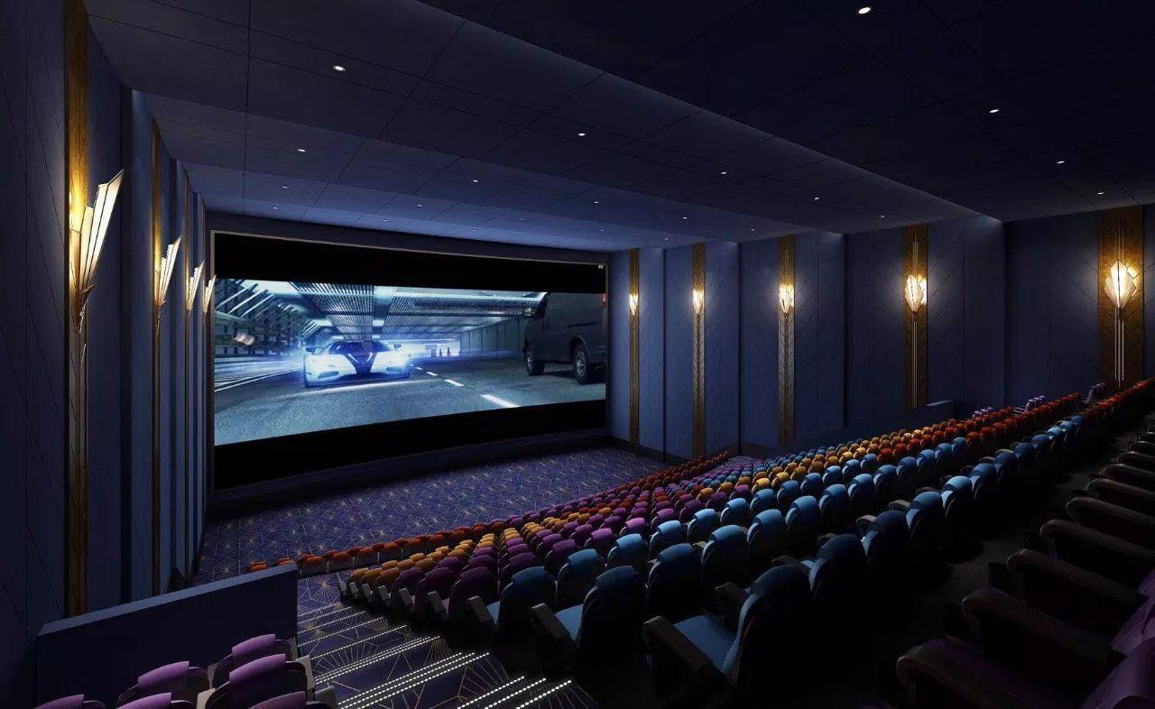 电影院vip厅_vip厅 座位距离宽敞,优质座椅.