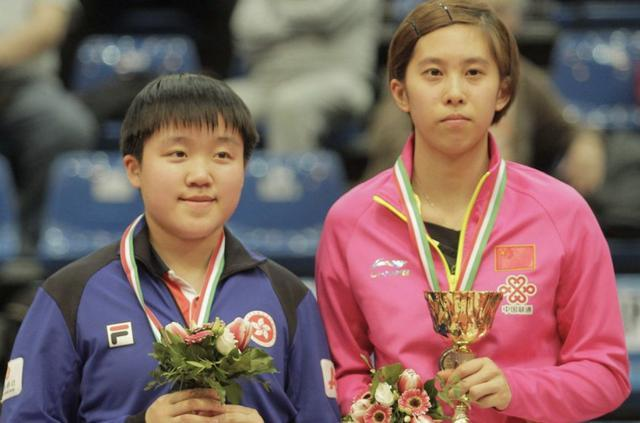 匈牙利公开赛U21比赛陈可夺女单冠军 中国台北男单新星一战成名