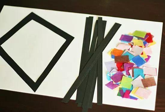 剪纸手工步骤图解