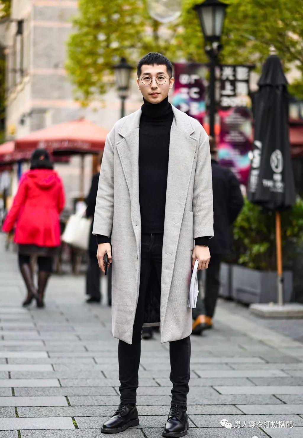 男潮人服装搭配_一线城市男生穿搭大pk,快看看你们的城市潮人搭配吧.