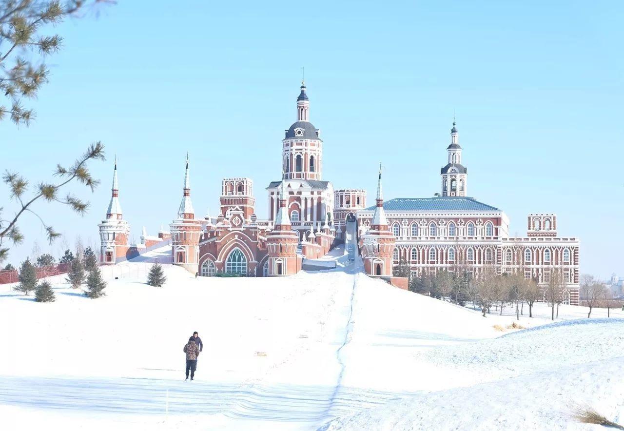 冰雪奇缘 | 从哈尔滨到长白山,东北好玩的点都在这