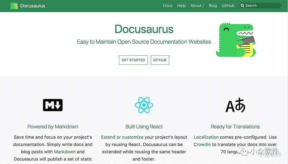 Faecbook  帮你 300 秒创建一个静态网站