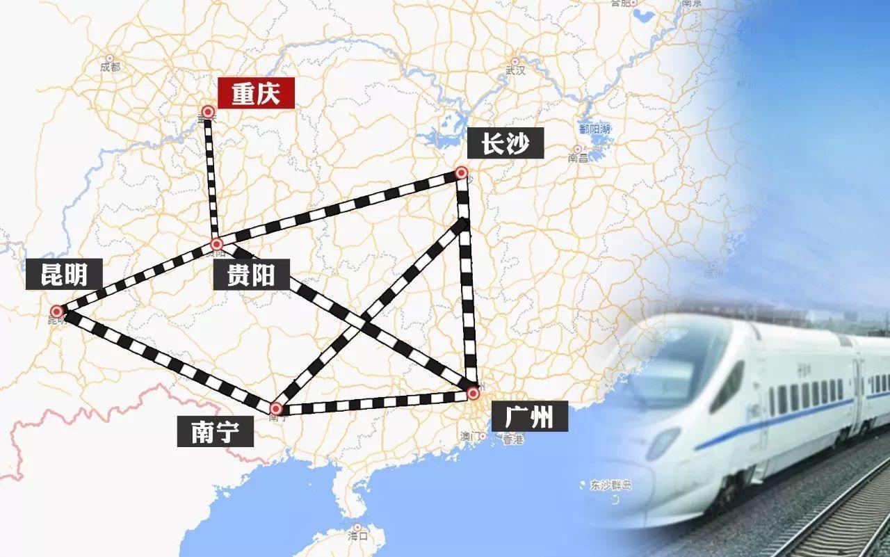 渝贵铁路,重庆西站,沙坪坝站全部都
