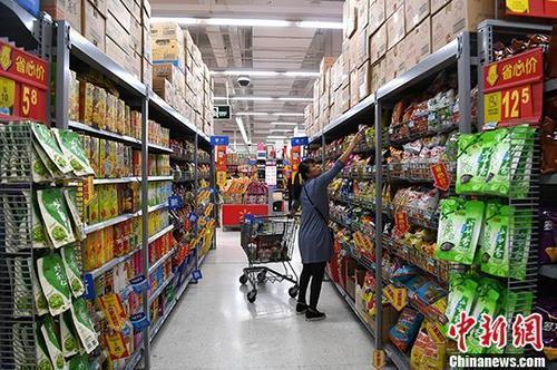 数据显示,2017年社会消费品零售总额为366262亿元