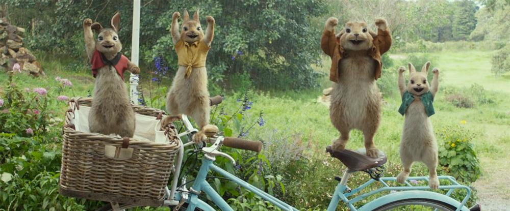 《比得兔》澳洲搭景 还原秀美英式田园风光