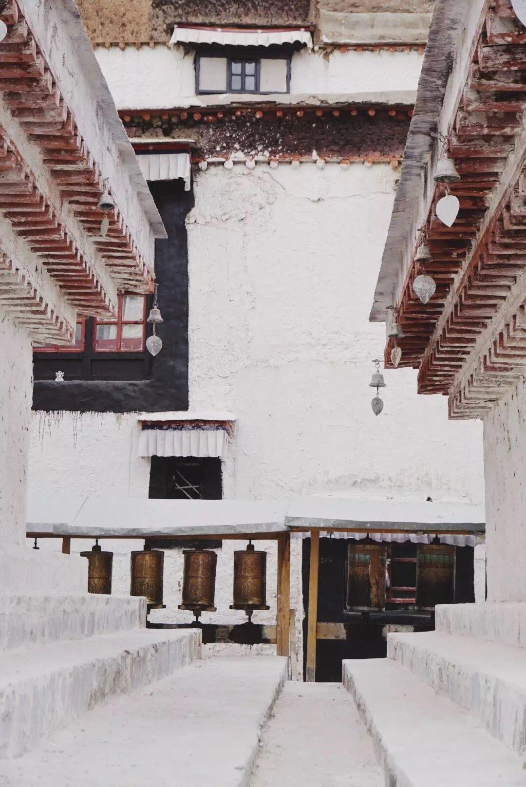 这个冬天,我想去西藏了