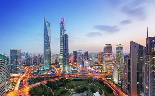 浦东区gdp_上海市浦东新区GDP达到1万亿元 成为中国唯一的万亿市辖区