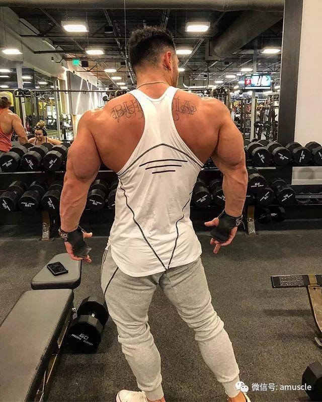 不了解肩胛骨的作用,怎能把背练宽?